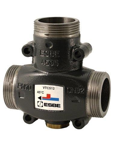 Termostatický ventil ESBE VTC 512-25/70